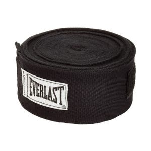 "Venda de Box 180"" Negra Everlast"