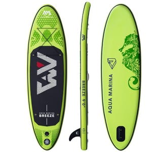 Stand Up Paddle Inflable Aqua Marina Breeze Verde