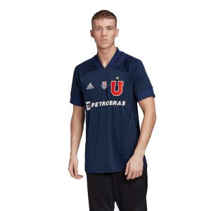 Camiseta Hombre Adidas Local Universidad de Chile