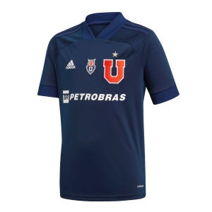 Camiseta Niño Adidas Local Universidad de Chile