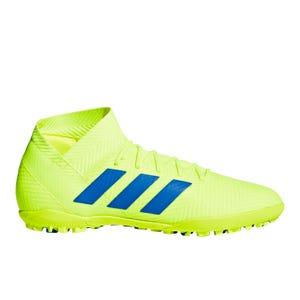 Zapatillas Futbolito Hombre Adidas Nemeziz Tango 18.3 TF Amarillo/Azul