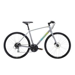 Bicicleta Trek FX 2 Disc Gris