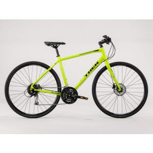 Bicicleta Urbana Trek FX 3 Disc Verde S