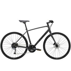 Bicicleta Urbana Trek FX 3 Negro