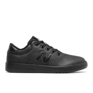 Zapatillas Urbanas Niño New Balance 10:Synthetic Negra