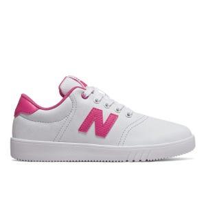 Zapatillas Urbanas Niña New Balance 10:Synthetic Blanco