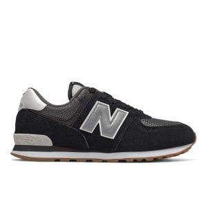 Zapatillas Urbanas Niño New Balance 574 Negra