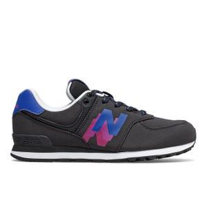 Zapatillas Urbanas Niña New Balance 574 Azul