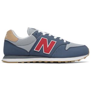 Zapatillas Urbanas Hombre New Balance 500 Azul/Gris