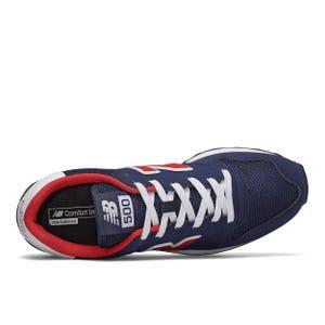 Zapatillas Urbanas Hombre New Balance 500 Azul