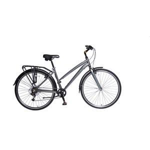 Bicicleta Urbana Altitude Antü Lady Gris/Negro/Gris Matte 2019