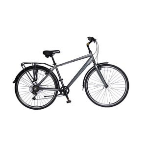 Bicicleta Urbana Altitude Antü Men Gris/Negro/Gris Matte 2019