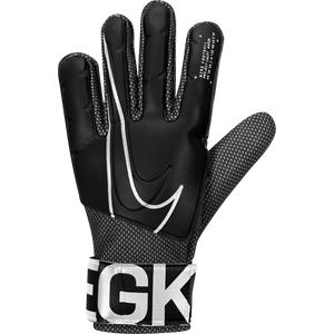 Guantes Arquero Hombre Nike GK Match Negro/Blanco