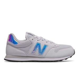 Zapatillas Urbanas Mujer New Balance 500 Blanca