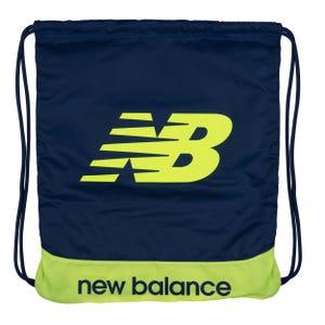 Gymsack Running Mujer New Balance Azul