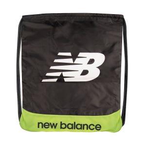 Gymsack Running New Balance Negro