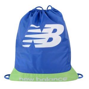 Gymsack Running New Balance Azul