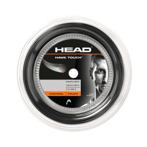 Carrete de cuerda Tenis Head Hawk Touch 120m 16g Gris
