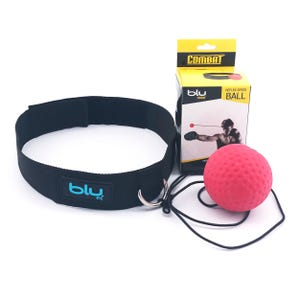 Pelota Entrenamiento Boxeo Blu Fit Combat Reflex Ball