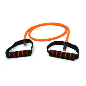 Liga de Resistencia Fuerte Fitness Blu Fit Naranja