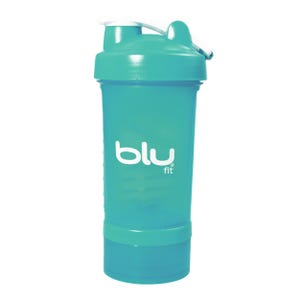 Botella Mixer Blu Fit Turquesa