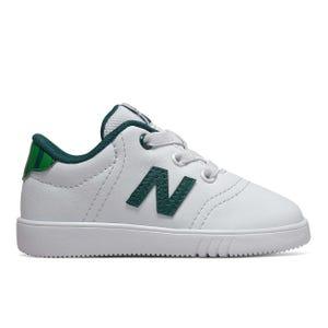 Zapatillas Urbanas Niño New Balance 10:Synthetic Blanco