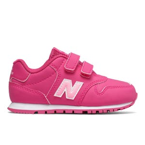Zapatillas Urbanas Niña New Balance 500 Rosada
