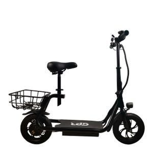 City Scooter Eléctrico GPR Negro