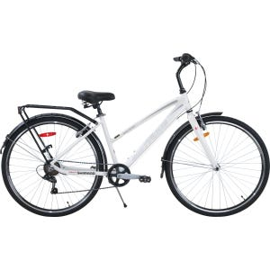 Bicicleta Urbana Mujer Altitude Infinity Blanco
