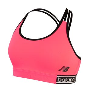 Peto Running Niña New Balance Girls Rosado