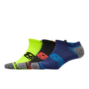 Pack 3 Calcetines Running New Balance No Show