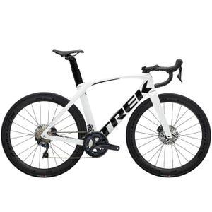 Bicicleta Ruta Madone Trek SL 6 Blanca 2022