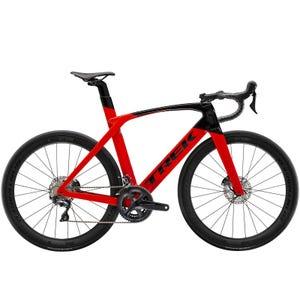 Bicicleta Ruta Madone Trek SL 6 Disc Rojo/Negro 2021