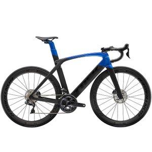 Bicicleta Ruta Trek Madone SL 7 Negra/Azul