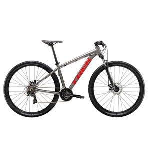 Bicicleta MTB Trek Marlin 4 Disco Mecánico Gris 2020