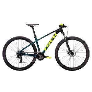 Bicicletas MTB Trek Marlin 5 Negro/Verde 2021