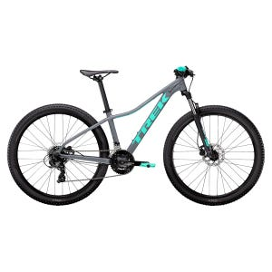 Bicicleta MTB Trek Marlin 5 WSD Disco Gris/Verde 2021
