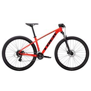 Bicicleta MTB Trek Marlin 6 Disco Hidráulico Rojo 2021