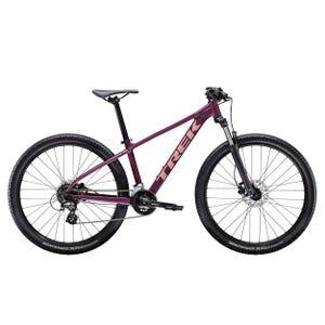 Bicicleta MTB Trek Marlin 6 WSD Disco Hidráulico Morada 2020