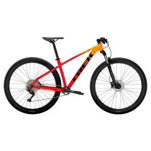 Bicicleta MTB Trek Marlin 7 Disco Rojo/Amarillo 2021