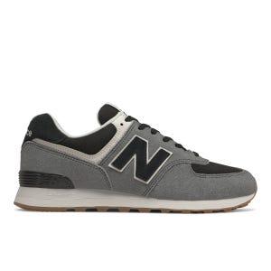 Zapatillas Urbanas Hombre New Balance 574 Negra