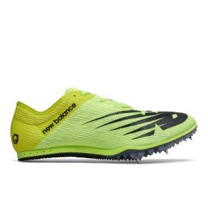 Zapatillas Atletismo Hombre New Balance MD500V7 Amarillo
