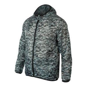 Cortaviento Running Hombre New Balance Windjacket Packable Bicolor
