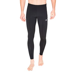 Calza Running Hombre New Balance Accelerate Tight Negra