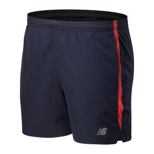 "Short Running Hombre New Balance Accelerate 5"" Negro"
