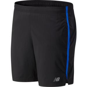 Short Running Hombre New Balance Accelerate 7In Negro/Azul
