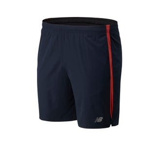 Short Running Hombre New Balance Accelerate 7in Negro