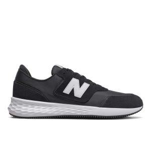 Zapatillas Urbanas Hombre New Balance X-70 Negra