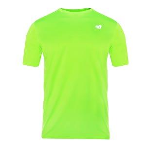 Polera Running Hombre New Balance Accelerate Verde