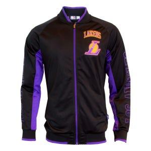 Chaqueta Hombre NBA Lakers Negro